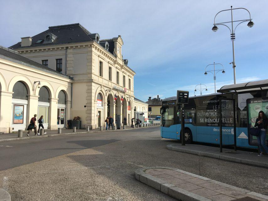Gare de Meaux CLEF JOB