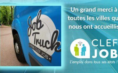 Le Job Truck a ouvert l'avenir à des centaines de candidats à l'emploi